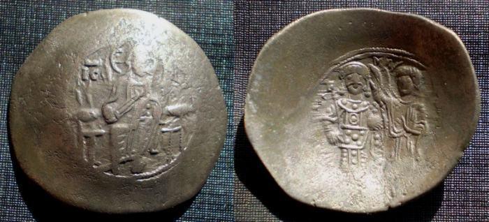 Монеты византии цена торги монеты