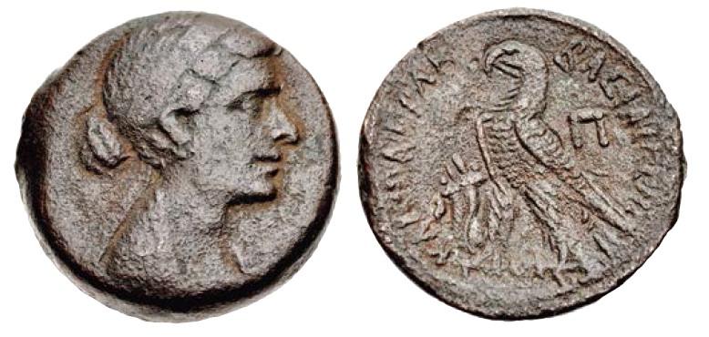 ancient zeus coin