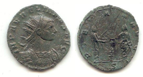 Antoniniano de Aureliano RIC_0138,S