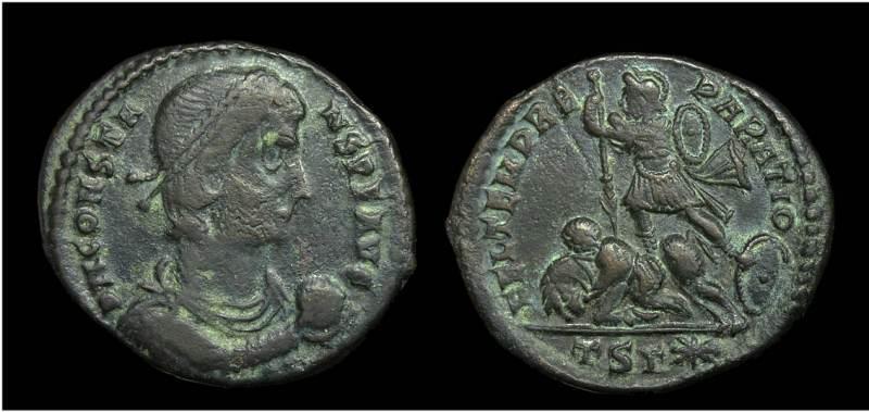 Otro AE2 de Constante.  _thessalonica_RIC_VIII_116_G