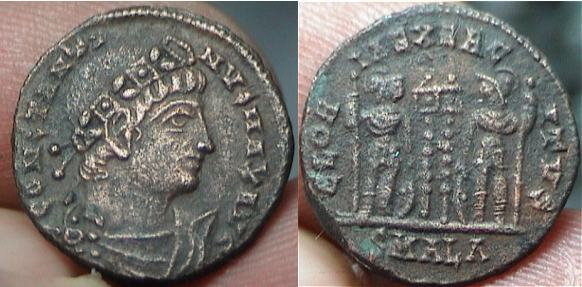 Help with Roman? coin - Coin Community Forum