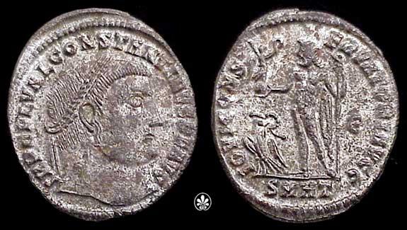 Follis de Constantino I (IOVI CONSERVATORI AVGG) _heraclea_RIC_VI_075.1