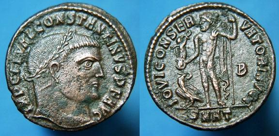 Follis de Constantino I (IOVI CONSERVATORI AVGG) _heraclea_RIC_vII_005.13