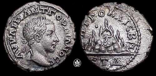 Dracma de Gordiano III (Caesarea) Syd_603d