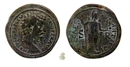 Les romaines provinciales de slynop _antiochPisidia_AE35_BMC_20