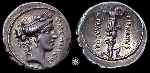 Ayuda identificar denario Memmia10.1